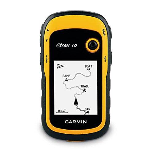 Garmin eTrex10 GPS portable de randonnée