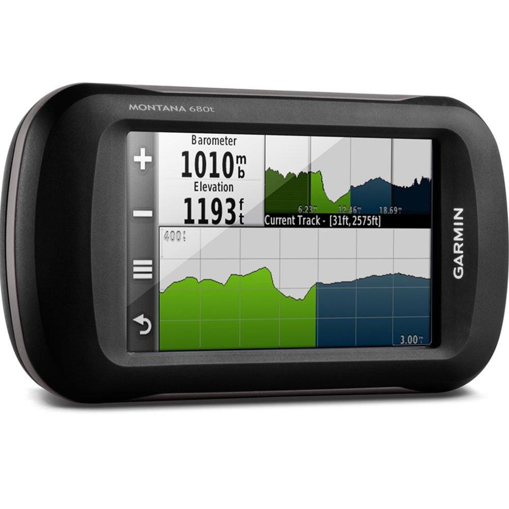 Garmin Montana 680T GPS de randonnée